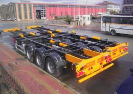 Semi-remorques Chassis