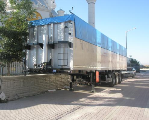 tipper-semi-trailer