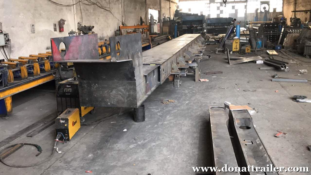 lowbed production