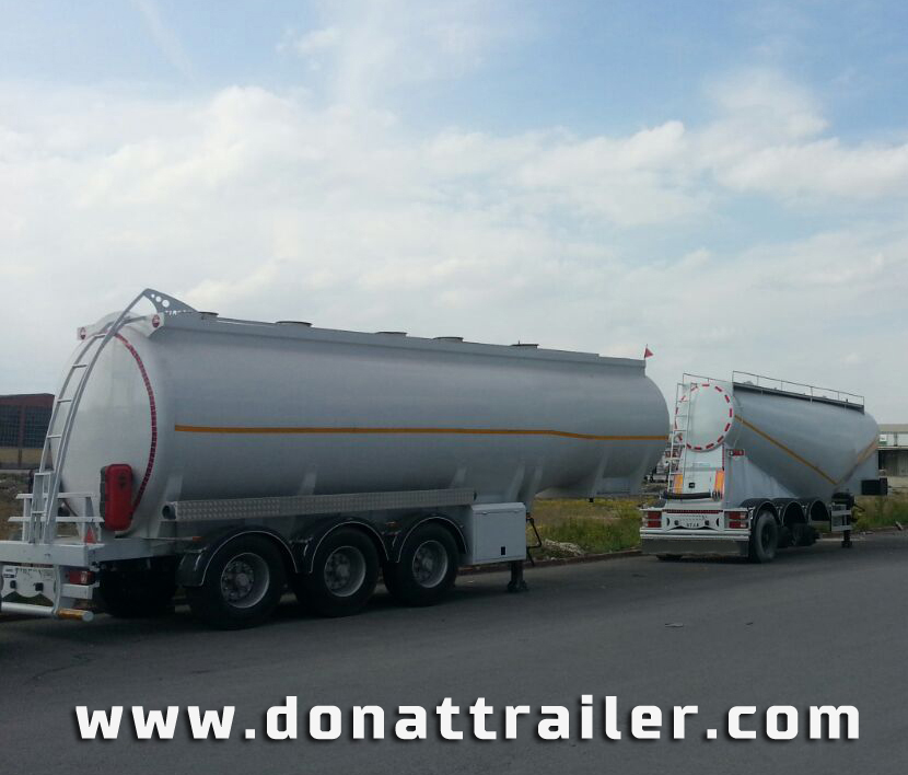 fuel tank trailer