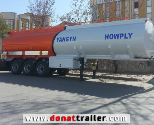 tanker-semi-trailer